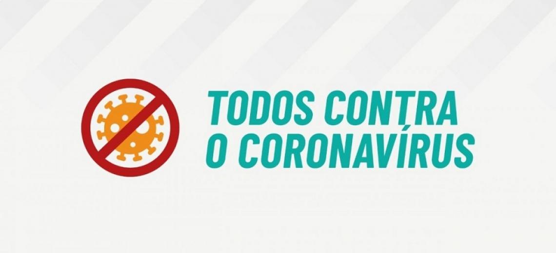 Todos conta o Corona Vírus (Covid-19)